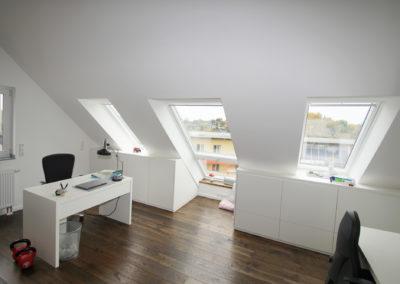 Inspirierendes Arbeitszimmer, Walheim